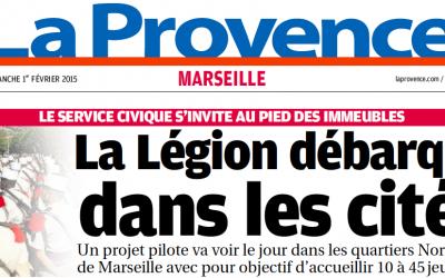 Lancement du Centre d'Instruction Civique – La Provence