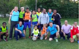 Camp août 2015 à Valernes [vidéo]