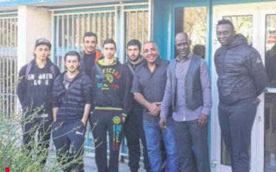 Intervention à la mission locale de Vitroles le 7 décembre – article La Provence