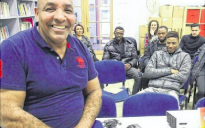 Réunion d'information pour la Guyane – article La Provence